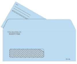 Patient Statement Envelope